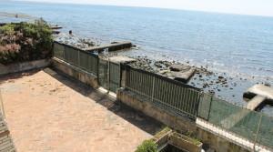 terrazza e mare