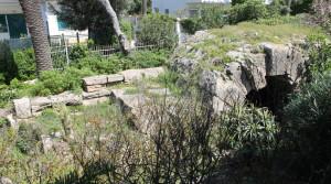 ponte romano giardino
