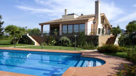 Splendid italian villa