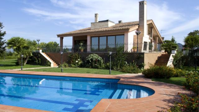 Bellissima villa con parco privato e piscina