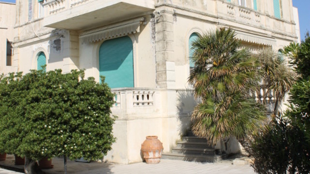 Santa Marinella, For Sale – Spectacular Italian Liberty Villa