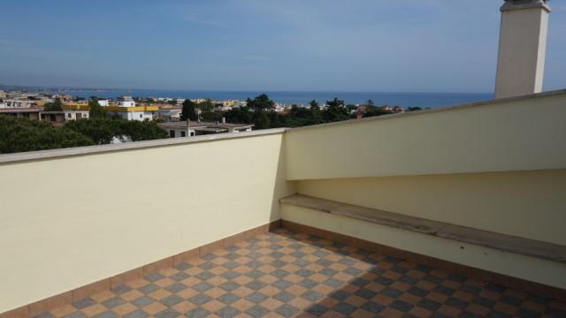 Santa Marinella – Attico recente costruzione di ampia metratura