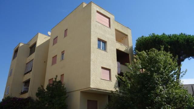 Santa Marinella – Piano terra con giardino