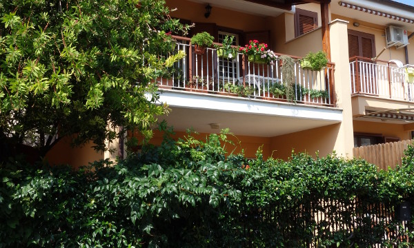 Santa Marinella – Delizioso villino a schiera