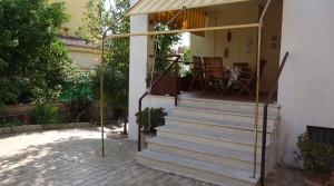 prospetto veranda