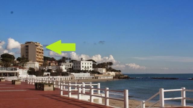 Santa Marinella – Centro direttamente sul mare