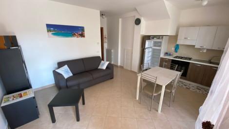 Santa Marinella – Appartamento recente costruzione con giardino