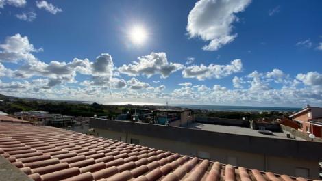 Santa Marinella – Stupendo attico vista mare di recente costruzione